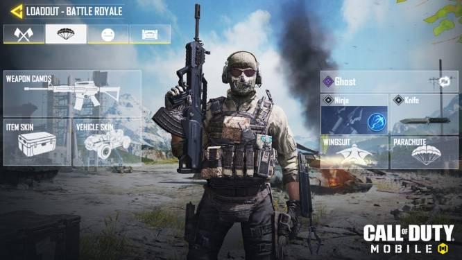 'Call of Duty' voor de smartphone is nu te downloaden (maar opnieuw niet in België)