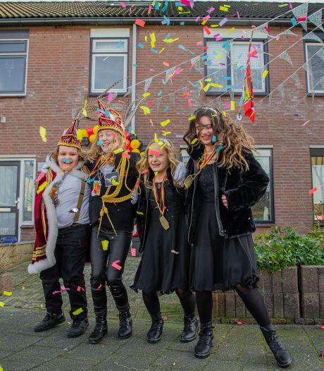 Jurre d'n Urste is de eerste unieke coronaprins: 'We hopen toch op een schoolcarnaval als die 8 februari weer open is'