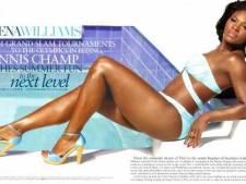 Serena Williams dévoile ses rondeurs