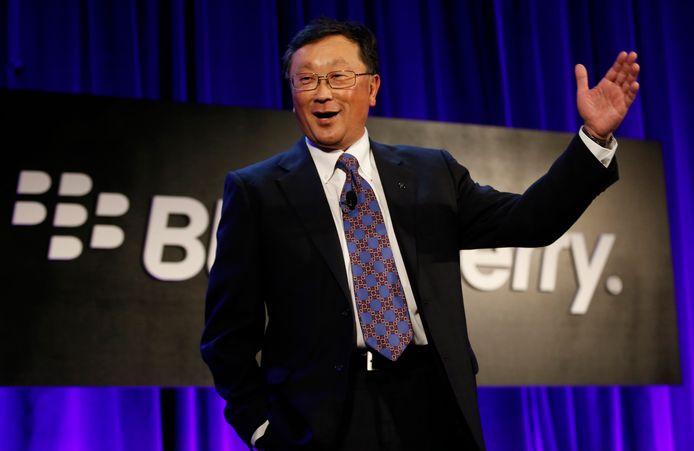 Blackberry-CEO John Chen