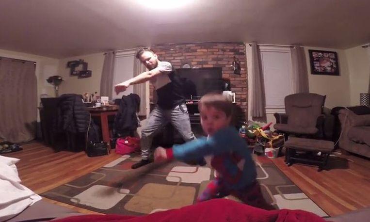 Danstalent van kop tot teen en van vader op zoon