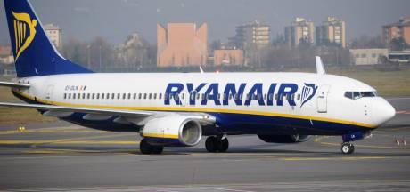 Atterrissage d'urgence d'un avion Ryanair à Gênes