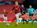 Donny van de Beek kan vanavond zijn vierde basisplaats op rij in de Champions League krijgen.