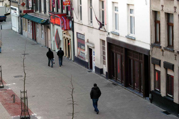 Het café ligt in de onmiddellijke omgeving van het Schipperskwartier.