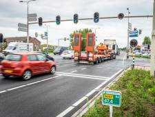 Provincie maakt zich opnieuw sterk voor flitspalen bij Leimuidense kruising, waar dik 100 kilometer per uur wordt gereden