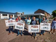 Bewoners Kerklaan in Wateringen: 'Ze kunnen straks zo bij je naar binnen kijken'