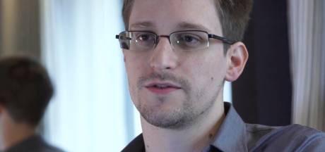 Snowden heeft een baan in Rusland