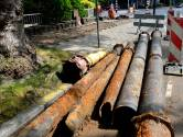 Noodleidingen eruit, nieuwe gasleidingen erin bij Jan van der Heijdenstraat na verwoestende explosie