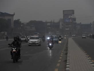 Trieste primeur voor Nepalese kinderen: scholen dicht door dikke wolk van smog