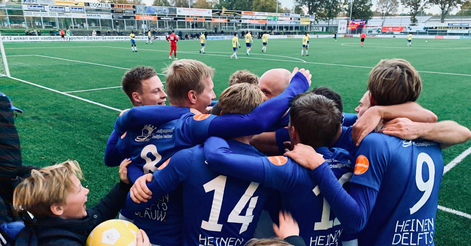 SDC Putten heeft de selectie rond met de komst van NEC-speler Lucas Veenendaal.