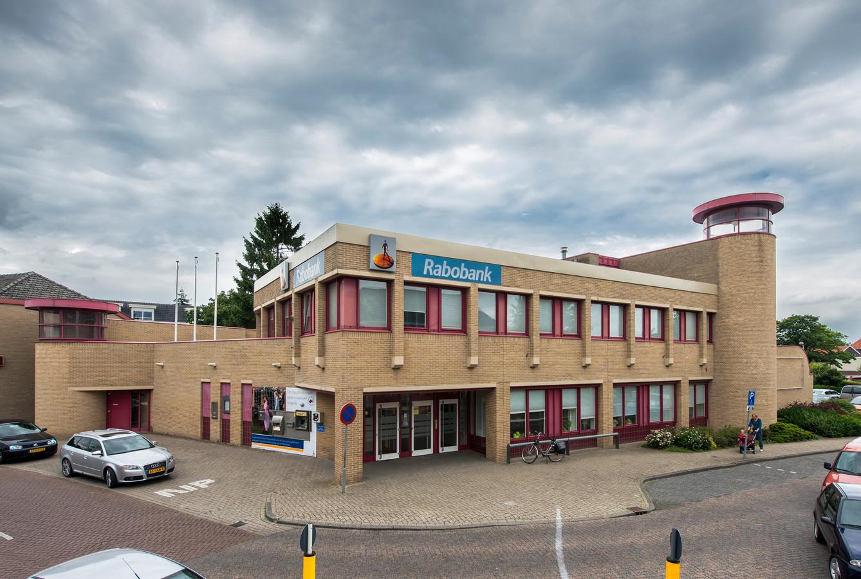 Lidl wil nieuwbouw van een supermarkt aan de Kerkstraat op de plek van de Rabobank