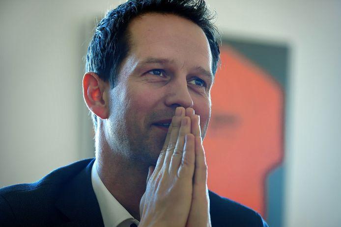 Jean-Pierre Schouw: oud-wethouder Etten-Leur en bij de verkiezingen in 2018 informateur van het college Halderberge.