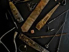 Museum Jan Cunen presenteert primeur: Bagger!