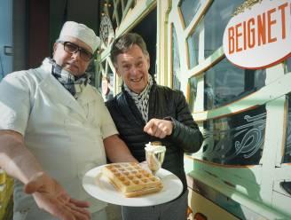 """Legendarische Gentse wafelbakker 'Max Consael' strijkt neer op Oosteroever: """"Authentieke delen van voormalig kermiskraam vormen uniek decor"""""""