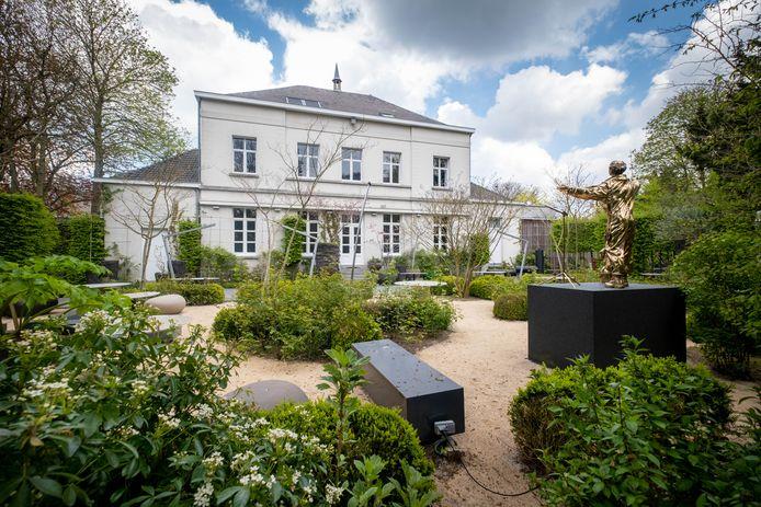 De tuin van Pastorale, het sterrenrestaurant dat 'Eden by Pastorale' lanceert.