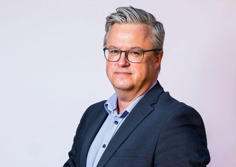Carl Devos. Beeld Jan De Meuleneir / Photo News