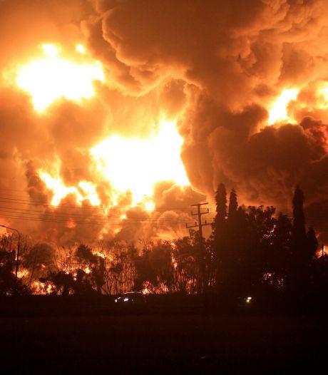 Vingt blessés dans l'explosion d'une raffinerie en Indonésie