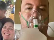 """""""J'aurais dû prendre ce satané vaccin"""": un homme envoie un message à sa fiancée avant de mourir du Covid-19"""