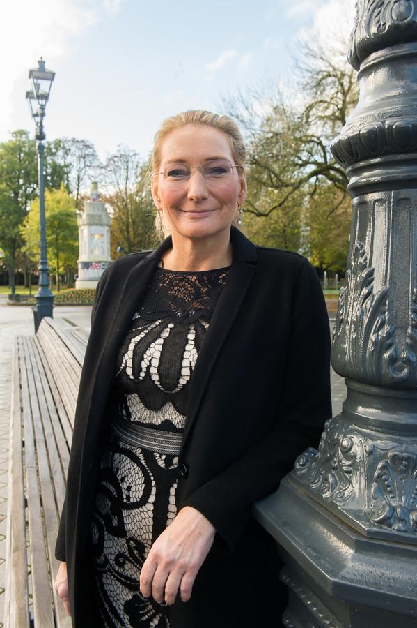 Janine Bos is de interim-directeur van citymarketing Breda. 'Het moet niet de grote Janine-show worden'
