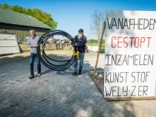 Afvaldumpers verpesten inzameling Oldebroekse kerk: 'We stoppen, want het loopt de spuigaten uit'