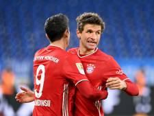 Le Bayern champion d'Allemagne pour la 9e fois d'affilée après la défaite de Leipzig à Dortmund