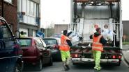 Technisch probleem vuilniswagen aan basis niet ophalen restafval