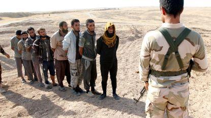 Koerden dreigen met vrijlating van Europese IS'ers