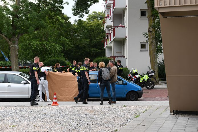 Twee gewonden na melding schietpartij nabij Parnassia in Den Haag