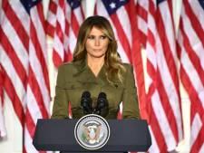 Melania Trump élue First Lady la moins populaire de ces 10 dernières années