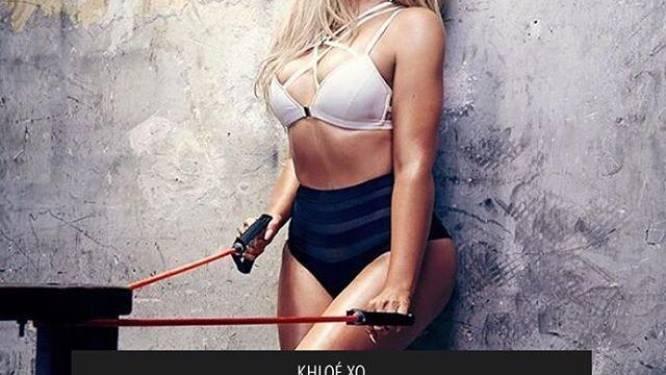 Journaliste volgde twee weken lang het dieet van Khloe Kardashian