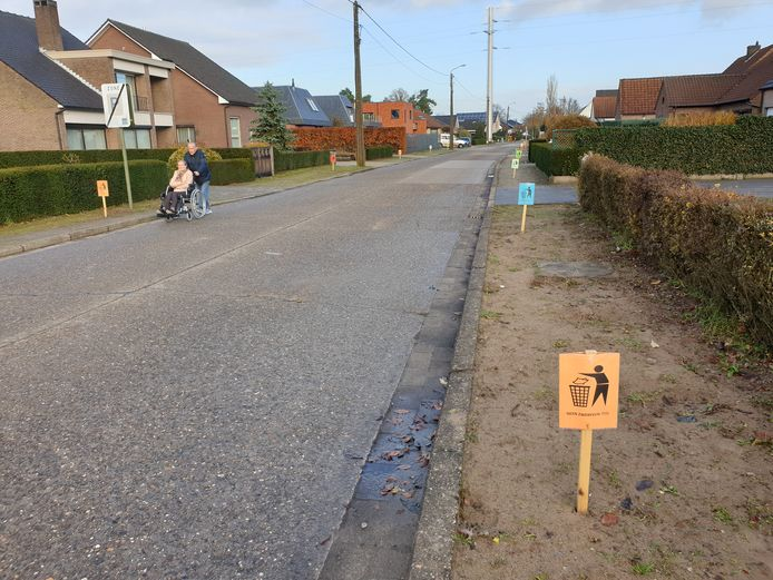 Bewoners klagen al langer over het verkeer in de Heibergstraat.