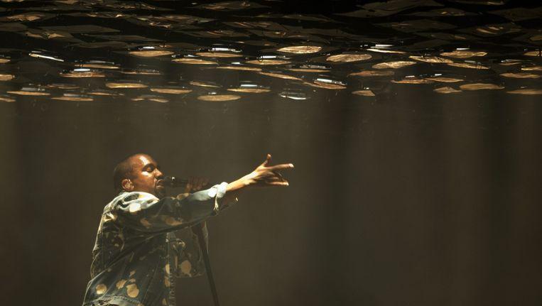 Kanye West Beeld anp