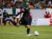 Ajax pakt door met Mexicaanse verdediger Edson Alvarez