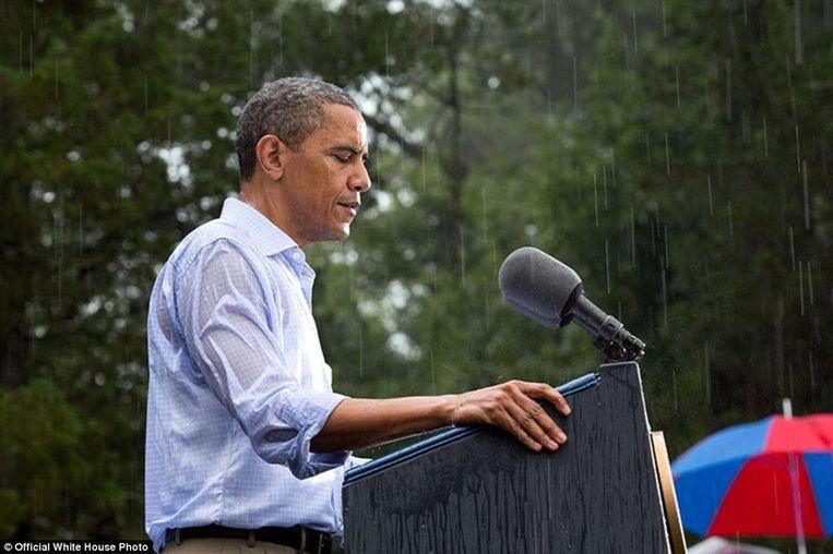 null Beeld Foto Pete Souza / The White House
