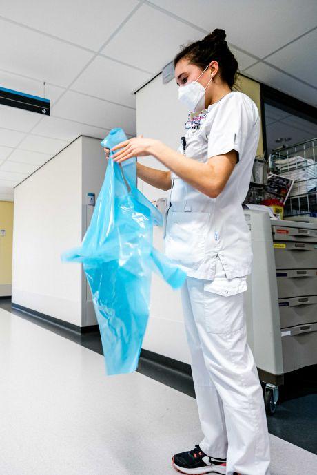 Aantal ziekenhuisopnames daalt genoeg voor versoepelingen