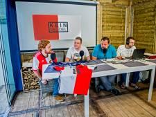 Feyenoord-podcast Kein Geloel uitgeroepen tot beste voetbalpodcast van het afgelopen jaar