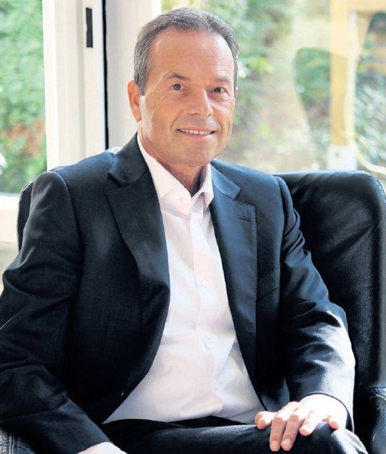 Jan van Koningsveld, directeur van het Offshore Kenniscentrum in Almere. Beeld