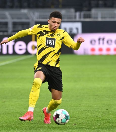 Dortmund mist Sancho en Guerreiro tegen Bayern