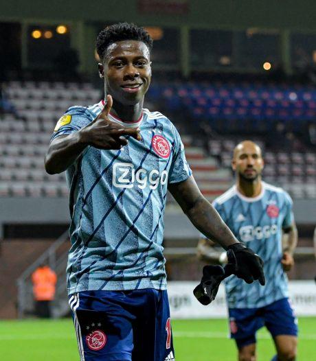 Waarom doelpuntenmachine Ajax dit seizoen magische grens slecht