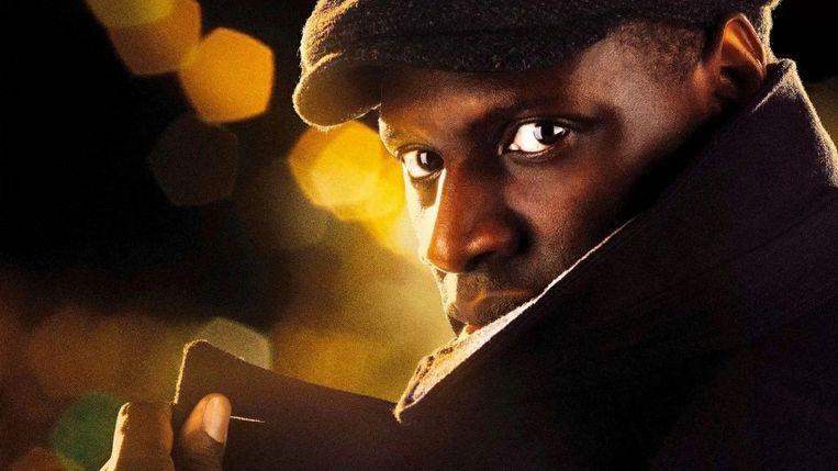 Assane Diop  in een tweede serie afleveringen van 'Lupin'. Beeld Netflix