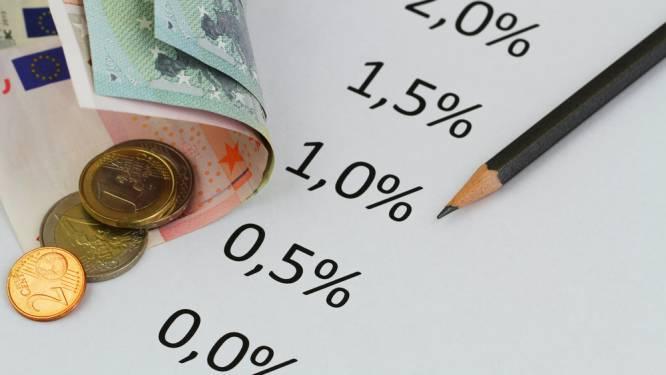België haalt 1,6 miljard euro op aan fors negatieve rente