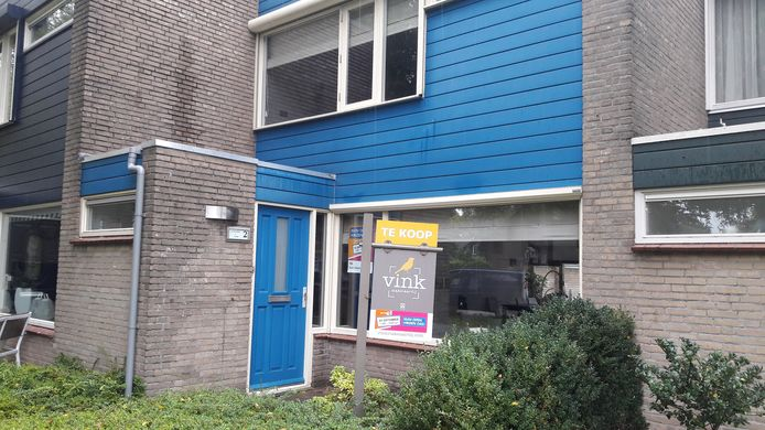 Woning in Halsteren die heeft meegedaan aan Open Huizen Dag