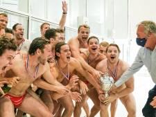 Waterpoloërs UZSC pakken de beker: 'Dit is een van de allermooiste prijzen'
