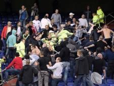 Aanhoudingen rond wedstrijd Feyenoord