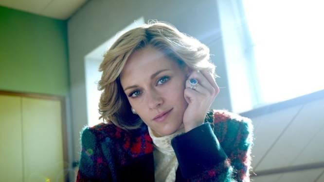 """Kristen Stewart was erg nerveus voor rol in 'Diana'-film: """"Ik kreeg m'n kaken niet meer van elkaar"""""""