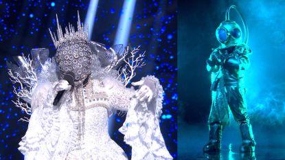 """Het verhaal achter én in de kostuums van 'The Masked Singer': """"Heet, heter, heetst"""""""