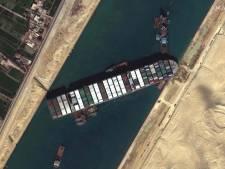 Als de Suez-blokkade is opgelost, wordt Waddinxveen overspoeld met whisky en seksspeeltjes