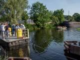 Net geopend, weer aan de ketting: De Ferry ligt stil