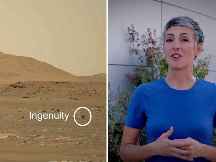 Beluister hier unieke geluiden die van Mars komen