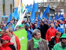 L'impact de la grève nationale sera maximal à Charleroi